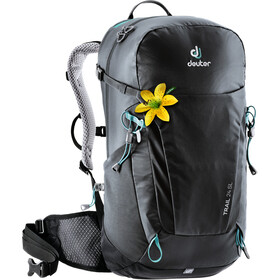 Deuter Trail 24 Backpack Dame graphite/black